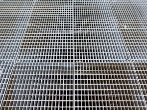 Galvanised Steel Grating Clips By Ipm Fittings Ltd
