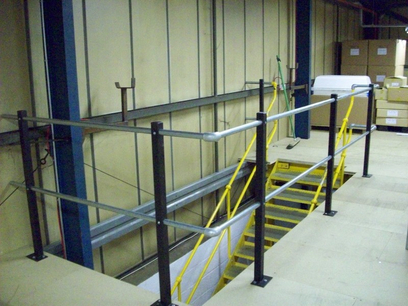 Handrail Systems By Ipm Fittings Ltd